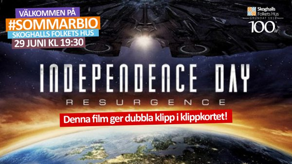 Independence day 2 banner