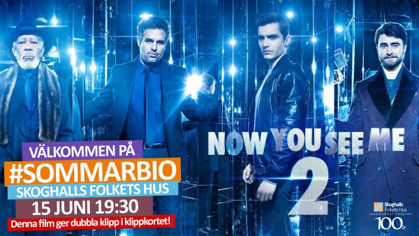 now you see me 2 banner